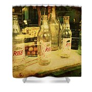 Rola Cola Shower Curtain
