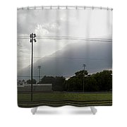 Rolling Storm Shower Curtain
