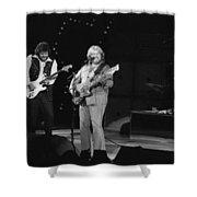 Rolling Through Spokane In 1976 Shower Curtain