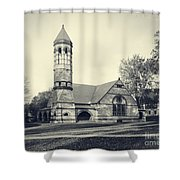 Rollins Chapel Dartmouth College Hanover New Hampshire Shower Curtain