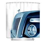 Rolls Royce 7 Shower Curtain