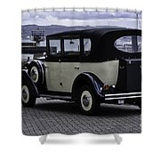 Rolls Royce - Regent Shower Curtain