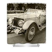 Rolls Royce Silver Ghost  Shower Curtain