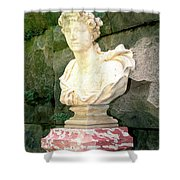 Roman Biltmore Asheville Nc Shower Curtain