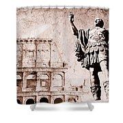 Roman Empire Shower Curtain
