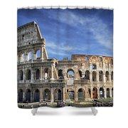 Roman Icon 8x10 Shower Curtain
