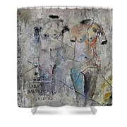Roman Nudes 553160 Shower Curtain