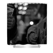 Roman Serenade Shower Curtain
