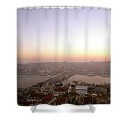 Romantic Istanbul Shower Curtain