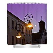 Romantic Nights Shower Curtain
