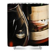 Romantic Reflections Shower Curtain