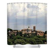 Rome 1 Shower Curtain