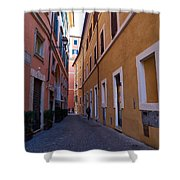 Rome 2013 Shower Curtain