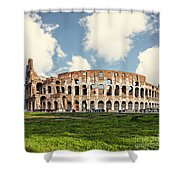 Rome Colosseum  Shower Curtain