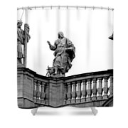 Rome Four Shower Curtain