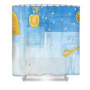 Romeo And Juliet 5 Shower Curtain