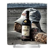 Ron Abuelo Shower Curtain