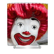 Ronald Shower Curtain