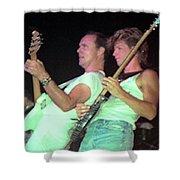 Ronnie Montrose Shower Curtain