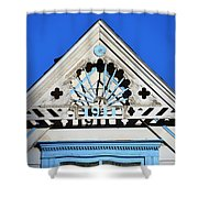 Roof Top 1911 Shower Curtain