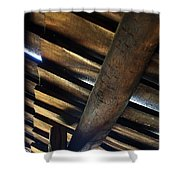 Roofage Shower Curtain by Leeon Photo