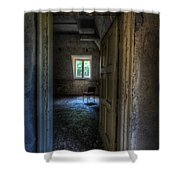 Room For One Shower Curtain