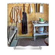 Rooms To Let Shower Curtain
