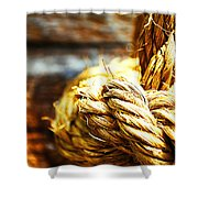 #rope Shower Curtain