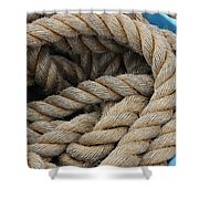 Rope Shower Curtain