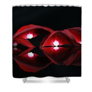 Rose 001 Shower Curtain