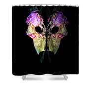 Rose 118 Shower Curtain