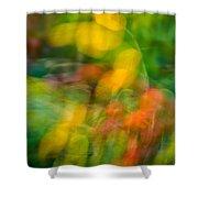 Rose Hip Shower Curtain