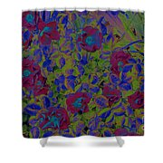 Roses By Jrr Shower Curtain