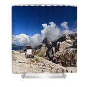 Rosetta Mount Shower Curtain