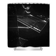 Rosettas Philae Lander At Comet 67pc-g Shower Curtain
