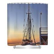 Roseway Shower Curtain