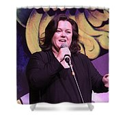 Rosie O'donnell Shower Curtain