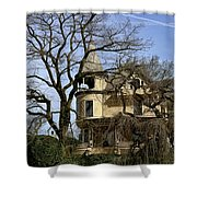 Ross Island House Shower Curtain