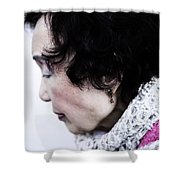 Rosy Lee Shower Curtain