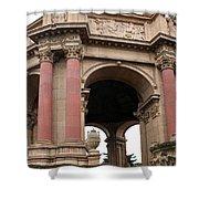 Rotunda Palace Of Fine Art - San Francisco Shower Curtain