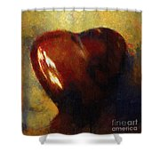 Rough And Ready For Love Shower Curtain