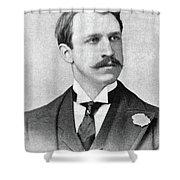 Rounsevelle Wildman (1864-1901) Shower Curtain