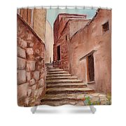 Roussillon Walk Shower Curtain