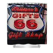 Route 66 Gifts Shower Curtain