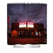 Roxy Theatre Shower Curtain