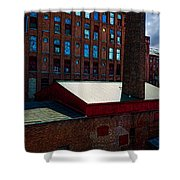 Roy Hill Mill  Shower Curtain