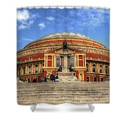 Royal Albert Hall Shower Curtain
