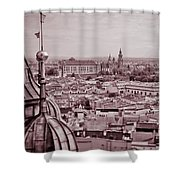 Royal Castle Shower Curtain