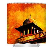 Royal Fort 01 Shower Curtain