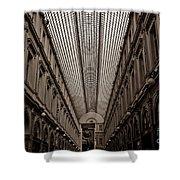 Royal Galleries Of Saint-hubert Shower Curtain